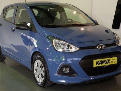 gebraucht Hyundai i10 Classic blue +Klima +EU6 +1.Hand