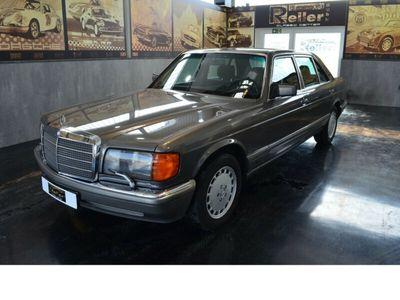 gebraucht Mercedes 420 3.Hand, deut. Fahrzeug