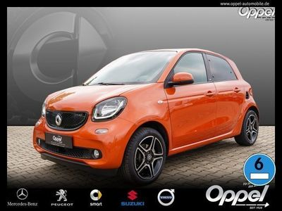 gebraucht Smart ForFour +MEDIA+SLEEK-P+LED-P+NAVI+SITZH+KAMERA+