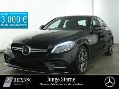 gebraucht Mercedes C43 AMG AMG Fahrassist
