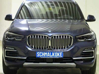 gebraucht BMW X5 xDrive30d xLine SCR Leder eSAD