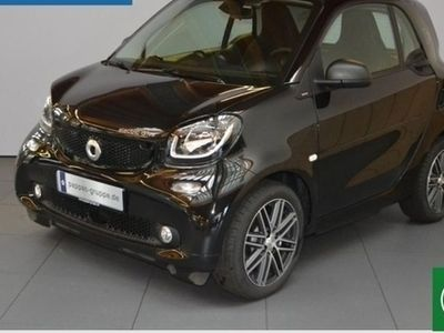gebraucht Smart ForTwo Electric Drive Sportpaket+passion