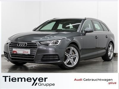 gebraucht Audi A4 Avant 2.0 TDI S LINE NAVI+ AHK VC