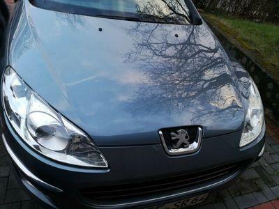 gebraucht Peugeot 407 SW HDi 135 Panomaradach, TÜV bis 12/2021