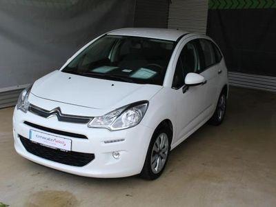 gebraucht Citroën C3 Selection Klima Einparkhilfe Sitzheizung