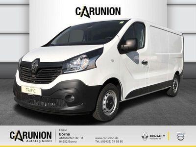 gebraucht Renault Trafic L2H1 2,9t dCi 145 EU6