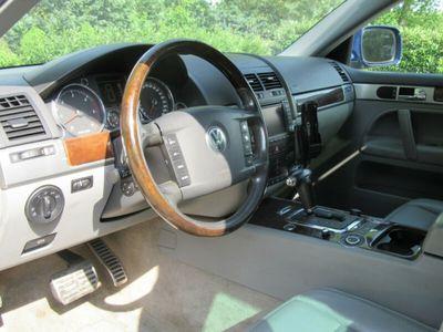 gebraucht VW Touareg 5.0 V10 TDI Automatik Vollausstattung