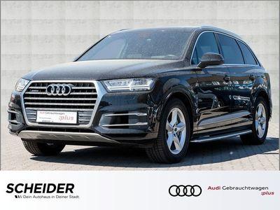 gebraucht Audi Q7 50 TDI qu Navi LED Pano HuD AHK