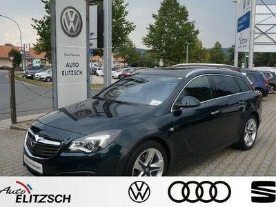 gebraucht Opel Insignia Country Tourer OPC Line Pano Leder Keyless