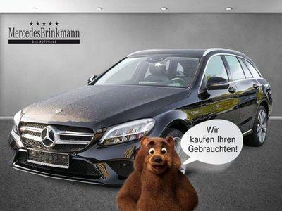 gebraucht Mercedes C300 de T AVANTGARDE/COMAND/LED/KAMERA Comand