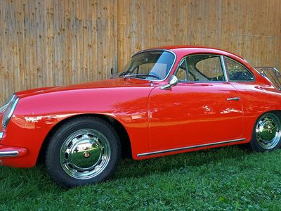 gebraucht Porsche 356 C Coupe