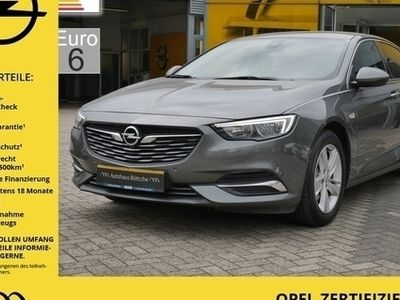 gebraucht Opel Insignia 1.6 CDTI Edition SHZ LED W-LAN ACC EU6
