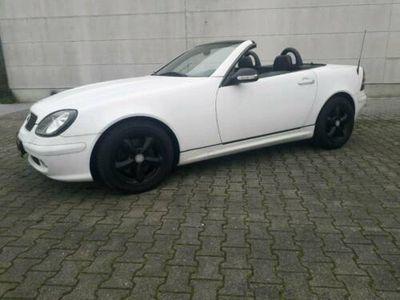 käytetty Mercedes SLK320