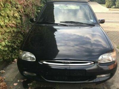 gebraucht Ford Escort Cabriolet schwarz