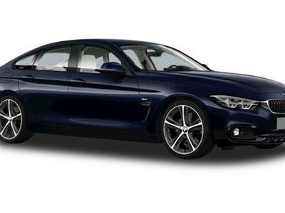 gebraucht BMW 435 d xDrive Sport-L./Alarm/LED/Navi Prof./Head-Up -