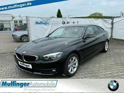 gebraucht BMW 320 Gran Turismo Aut. Sports.Navi Sitzh vo+hi Neu