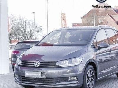 gebraucht VW Touran 1.2 TSI Join AHK 7-Sitzer Navi Sitzheiz.