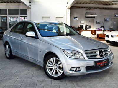 gebraucht Mercedes C200 Kompressor Avantgarde # Freisprech # Shz #