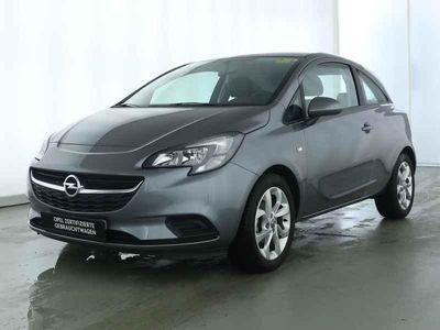 gebraucht Opel Corsa E Edition Klima SHZ PDC