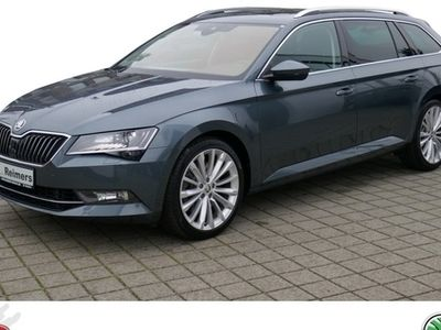 used Skoda Superb COMBI STYLE 4X4 2,0 TSI STYLE DSG PDC ACC