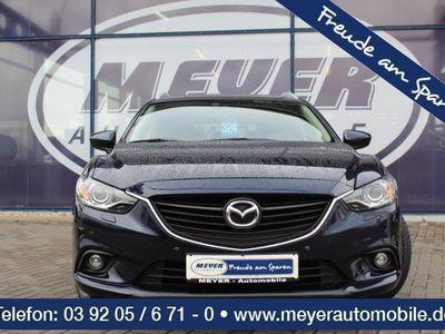 gebraucht Mazda 6 2.0 Kombi Skyactive-G Center-Line Bi-Xenon/Alu/Te