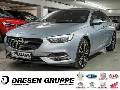 gebraucht Opel Insignia GS Dynamic 4x4 2.0 Automatik/Leder/AHK/ BOSE/Navi/FlexRide/20-Zoll-Alu/Keyless/PDC