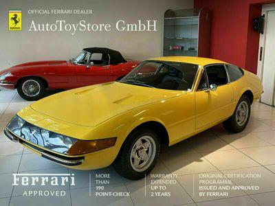 gebraucht Ferrari 365 GTB/4 *Daytona* Serie 1, Plexiglas, Dt. Auto