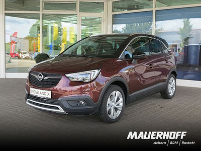 gebraucht Opel Crossland X | Winterpaket | Navi | Kamera | LED