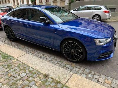 gebraucht Audi A5 Sportback 2.0 TDI quat. SLine Stronic Sportp.
