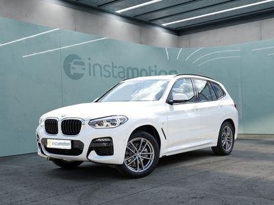 gebraucht BMW X3 X3xDrive 20dA M-Sportpaket LEDER+NAVI+LED+HUD+A