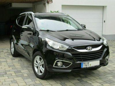 gebraucht Hyundai ix35 1.6 2WD UEFA EURO 2012 Edition
