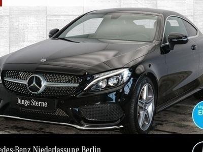 gebraucht Mercedes C180 Cp. AMG LED Kamera Navi PTS Sitzh Temp