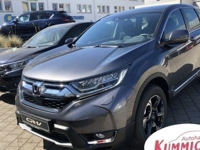 gebraucht Honda CR-V 1.5 AWD CVT-Automatikgetriebe Elegance
