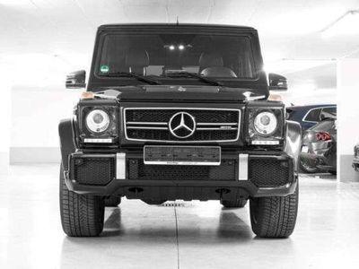 gebraucht Mercedes G63 AMG G 63 AMG G -Modell StationAMG
