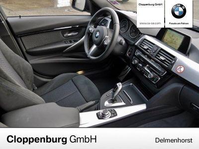 gebraucht BMW 318 daT M Sportpaket LED SportLenk Facelift 18Z