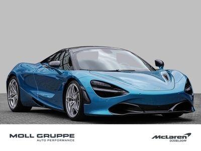 gebraucht McLaren 720S Spider MY19 Performance Belize Blue