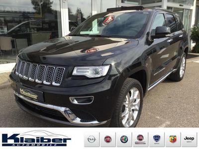 gebraucht Jeep Grand Cherokee Grand Cherokee Summit 3.0l V6 MultiJet Xenon