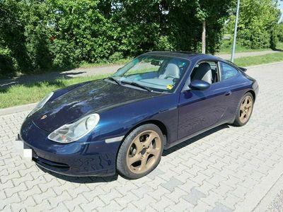 gebraucht Porsche 911 Carrera 996 seit 2019 10.000 € investiert