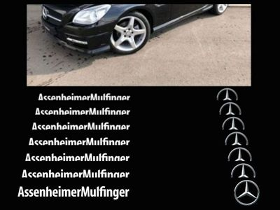 gebraucht Mercedes SLK200 BE **Klima/Leder/Sitzheizung