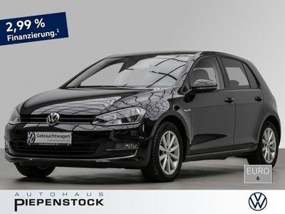 gebraucht VW Golf 1.4 TSI DSG Lounge Tempomat+Sitzheizung