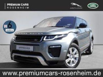 gebraucht Land Rover Range Rover evoque 2.0 TD4 SE bei Gebrachtwagen.expert