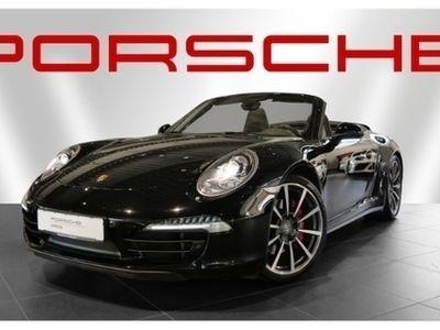 gebraucht Porsche 911 Carrera 4S Cabriolet 991 BOSE Sportabgasanlage