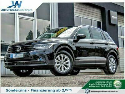gebraucht VW Tiguan 1.5TSI DSG Life LED AHK*5Jahre Garantie*