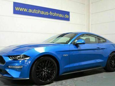 """gebraucht Ford Mustang GT 5.0 Performance Aut. 19""""Zoll Digitaler Tacho"""
