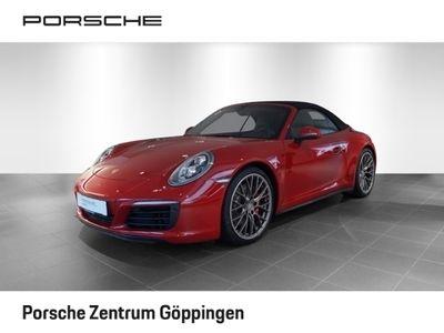 gebraucht Porsche 911 Carrera 4S Cabriolet 991 (911) BOSE,Sport Chrono