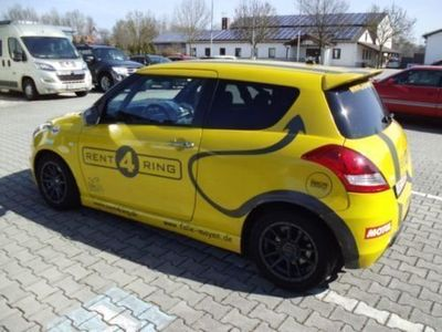 gebraucht Suzuki Swift 1.6 Sport Rennsport-Fzg m. Straßenzul.