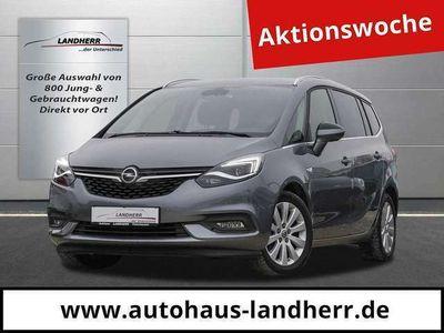 gebraucht Opel Zafira 1.6 Innovation // Klima/PDC/7-Sitzer