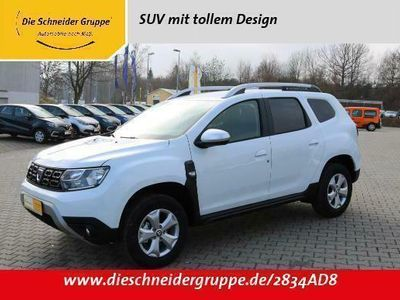 gebraucht Dacia Duster dCi 115 2WD Comfort Blue Klima Navi