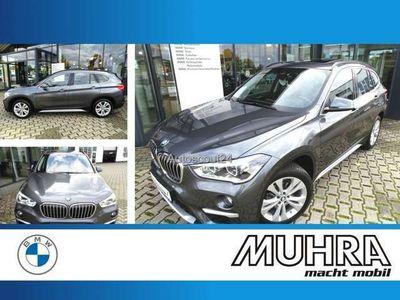 gebraucht BMW X1 18is UPE 48.900 X-Line SD Navi Plus Head Up