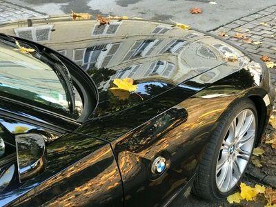 gebraucht BMW Z4 E85 2.5i Carbonschwarz Met Xenon Tempomat